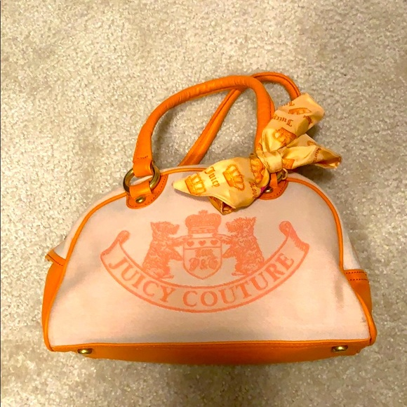 Small Juicy Couture Bowler Bag